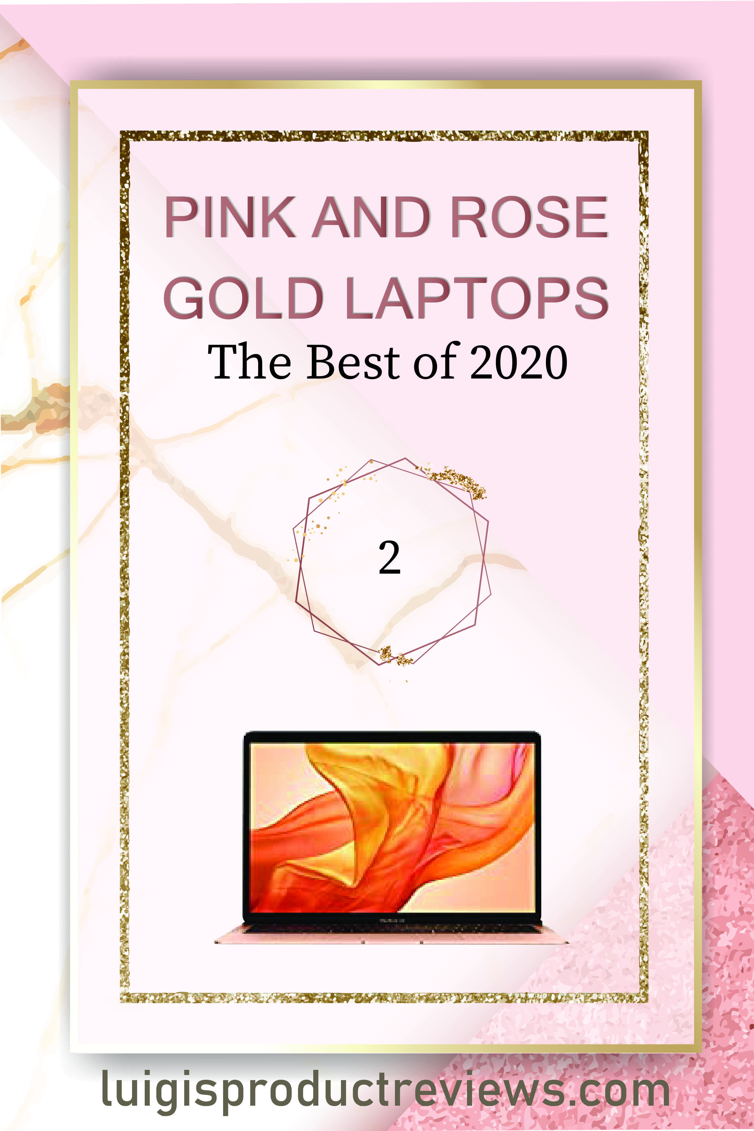 6 Best Pink and Rose Gold Laptops in 2020 | They are Lovely
