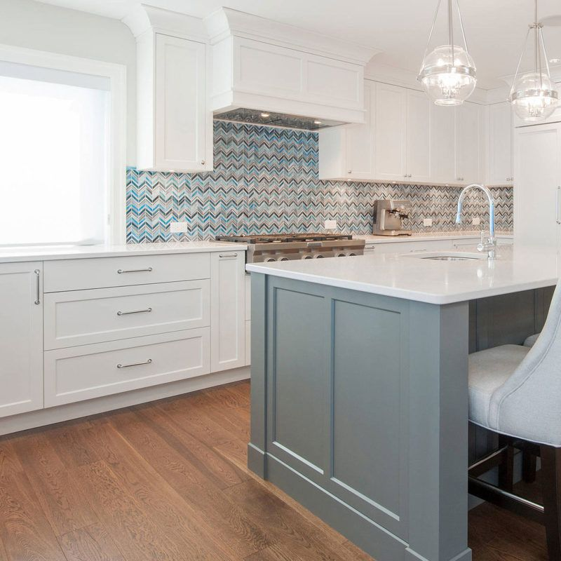 75 Blue Backsplash Ideas Navy Aqua Royal Or Coastal Blue Design Blue Backsplash Blue Backsplash Kitchen Mosaic Backsplash Kitchen