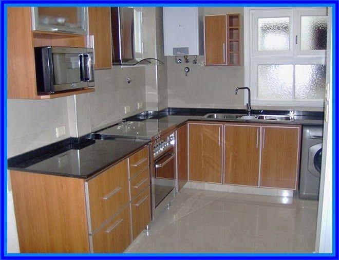Diseño de muebles de cocina | Web del Bricolaje Diseño Diy | casa ...