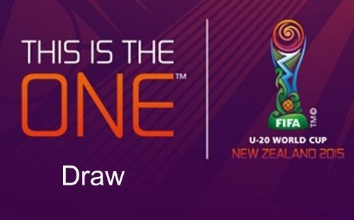 Usa Draws In Group A Of Fifa U 20 World Cup New Zealand 2015 World Cup U 20 Fifa