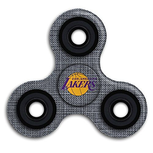 Los Angeles Lakers Fidget Spinner Fashion Toys Fidget Spinner Fidget Spinner Funny Funny Toys