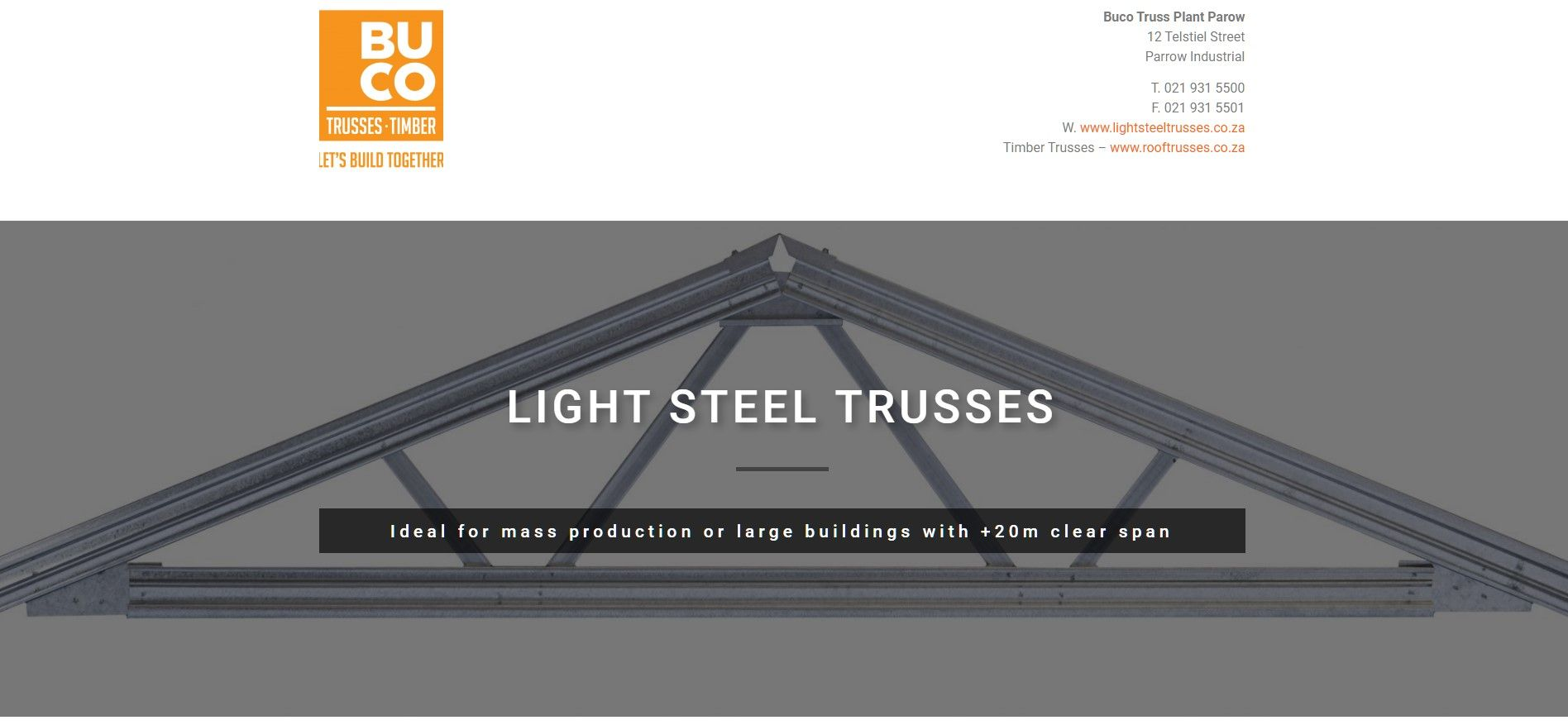 Light Steel Trusses Steel Trusses Timber Roof Roof Trusses