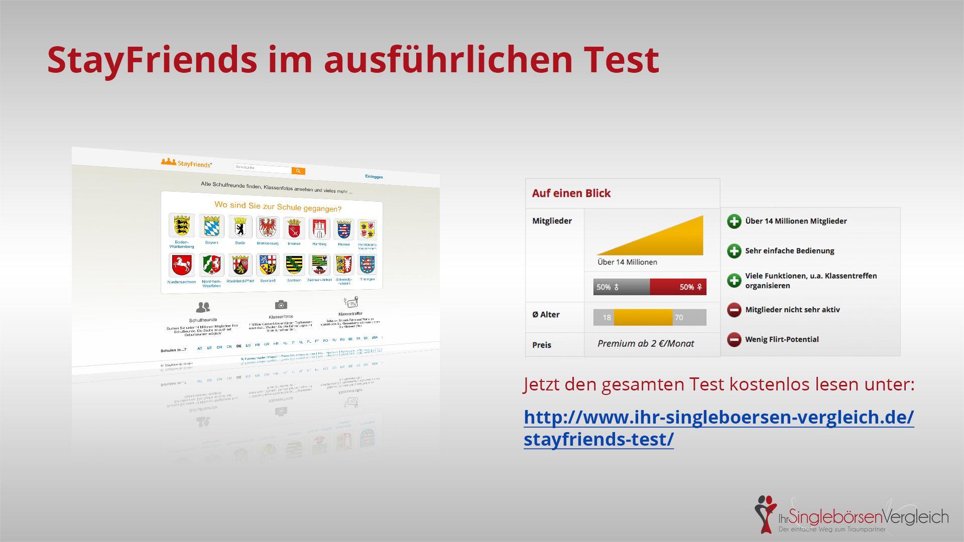 Partnervermittlungen testberichte