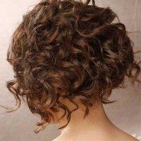 Graduated Bob Haircut For Curly Hair