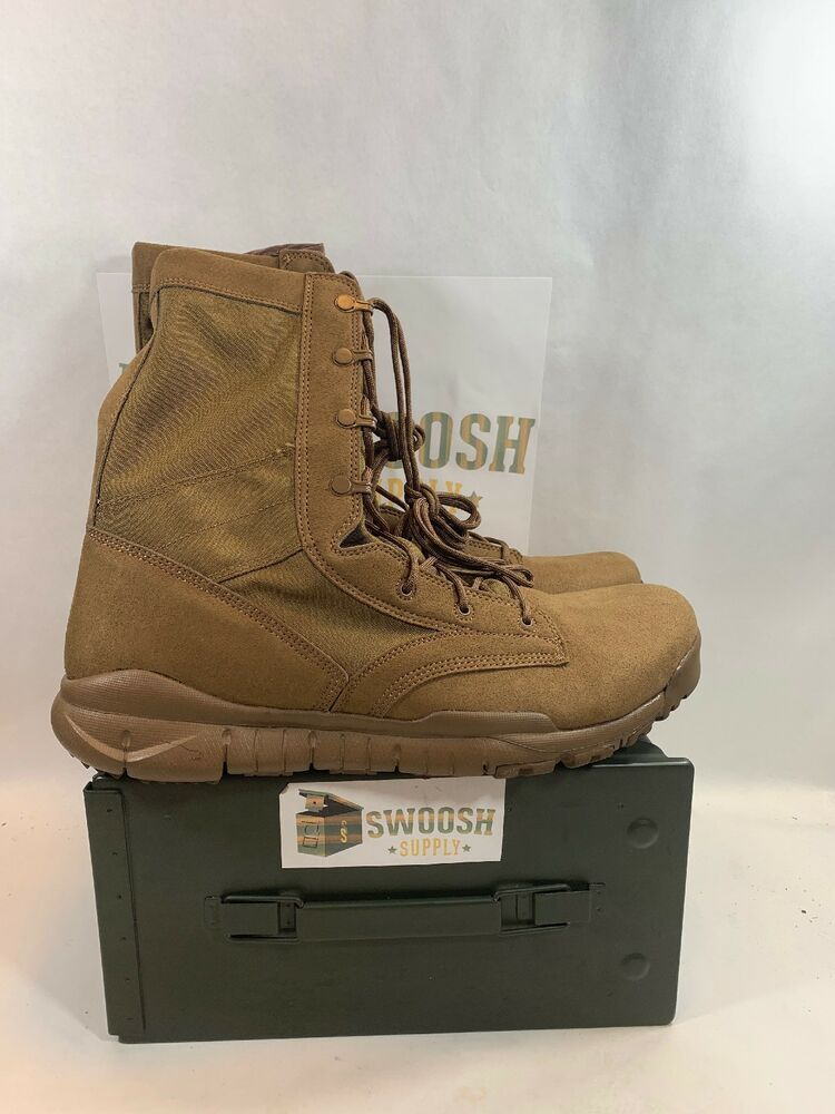 brand new 1dc6d 84e14 Nike SFB Special Field Military Tactical Boots Coyote Brown 329798-990 Size  15  Nike  Military