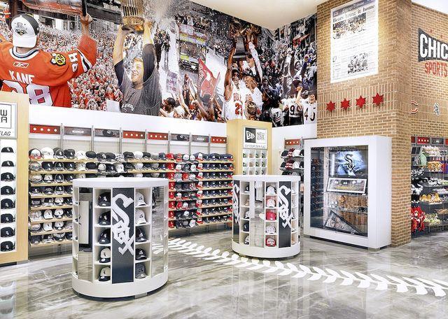Untitled Store Design Retail Design Chicago Design