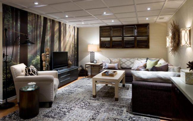 20 ideen wie sie den keller einrichten k nnen wohnlich und praktisch g stezimmer in 2019. Black Bedroom Furniture Sets. Home Design Ideas