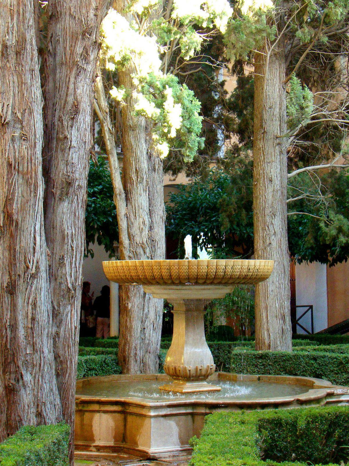 La Alhambra - Granada - Spain