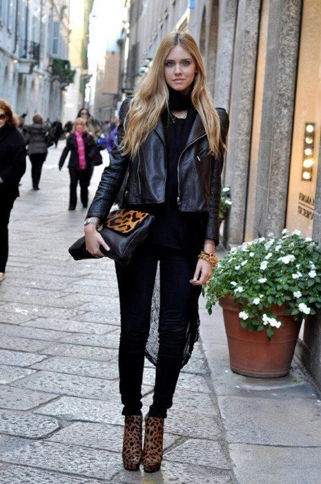 Leopard style!