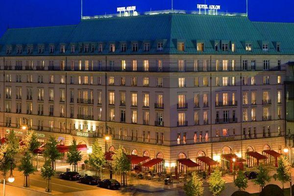 Adlon Hotel Berlin Berlijn