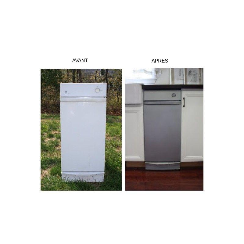 Peinture Electroménager - Peinture Frigo - Avant/Après Idées pour