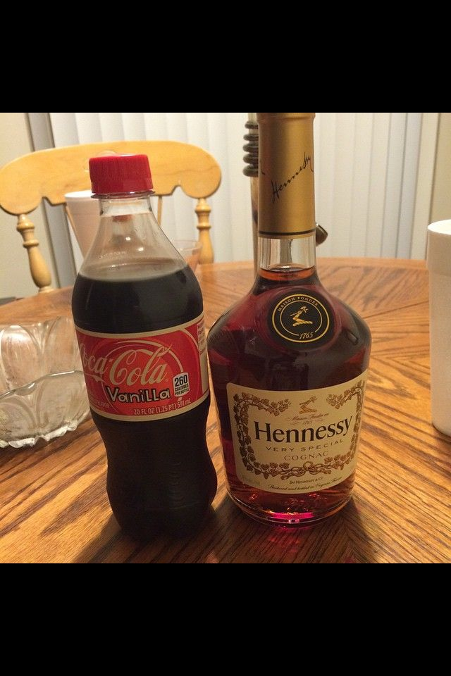 Vanilla coke and Hennessy | The Thirst is REAL!! | Vanilla