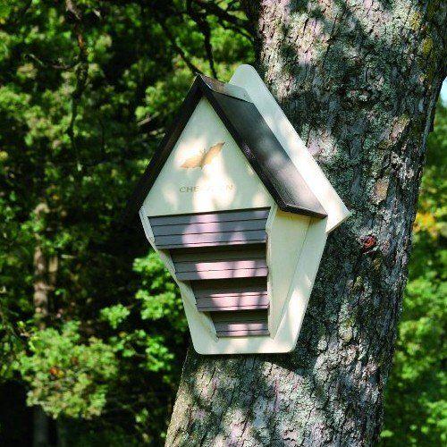 """Tolles Insektenhotel für Ihren Garten """"Fledermauskasten Fledermaushotel EXKLUSIV 41x33 cm Fledermaushaus Fledermausunterkunft"""" jetzt hier kaufen: http://insektenhotel-kaufen.de/allgemein/fledermauskasten-fledermaushotel-exklusiv-41x33-cm-fledermaushaus-fledermausunterkunft/"""
