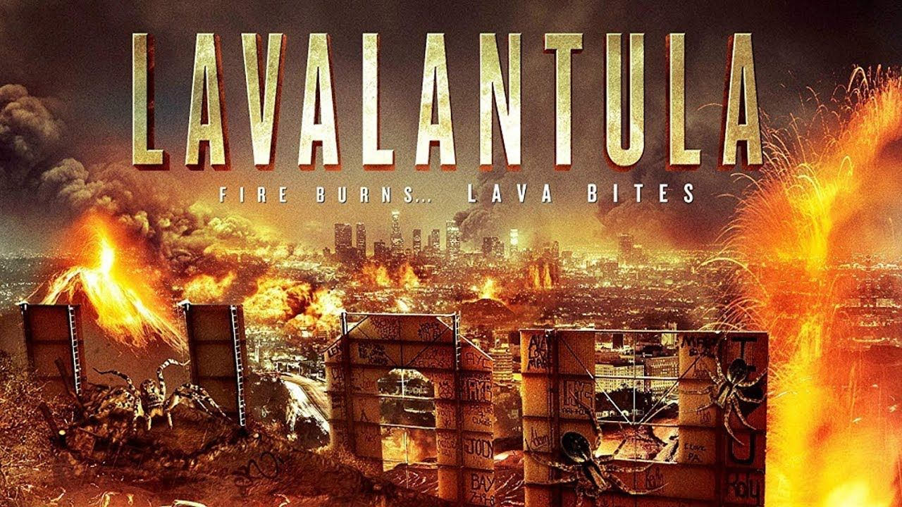 ALIENS (Lavalantula) 2019 New Released Full Hindi Dubbed