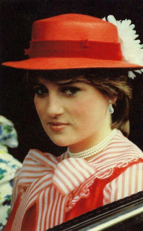 Sovereign Series Royal Wedding 1981 No 9 Lady Diana Spencer At Ascot