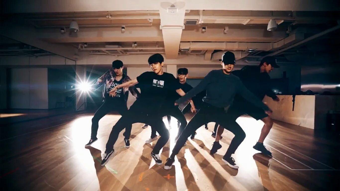 Exo Monster Dance Practice Dance Practice Exo Monster Dance
