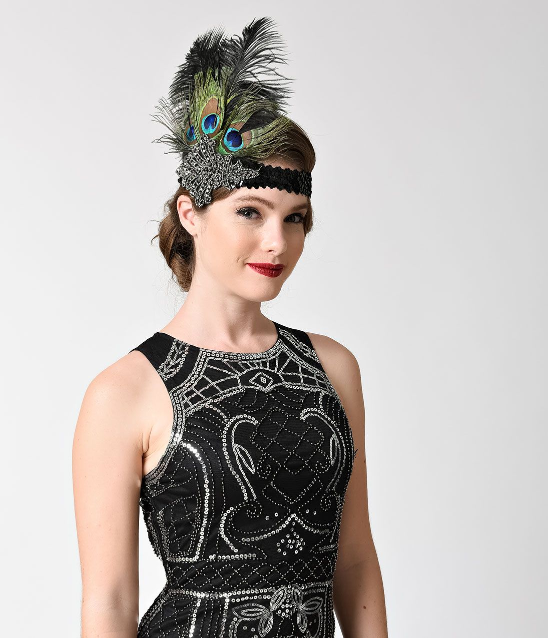 Black dress s style headbands color dress pinterest shops