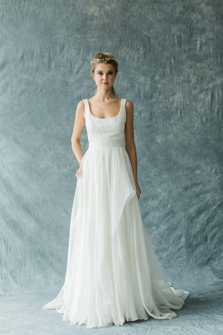 Arabesque Bodice Stratosphere Skirt 1 Jpg Wedding Dresses Custom Wedding Gown Wedding Separate