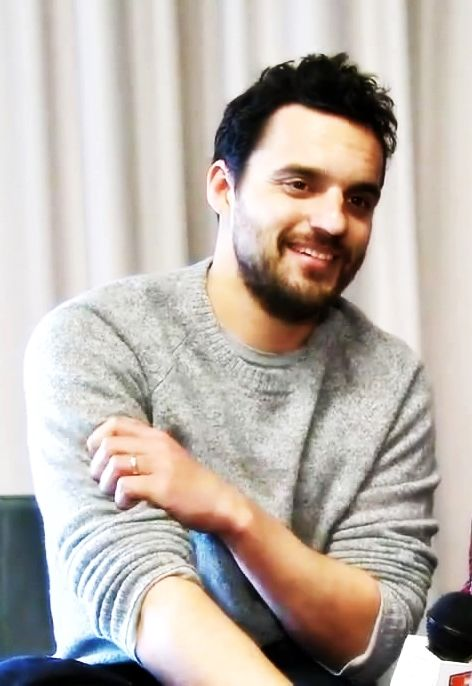 Jake Johnson. Funny AND adorable.