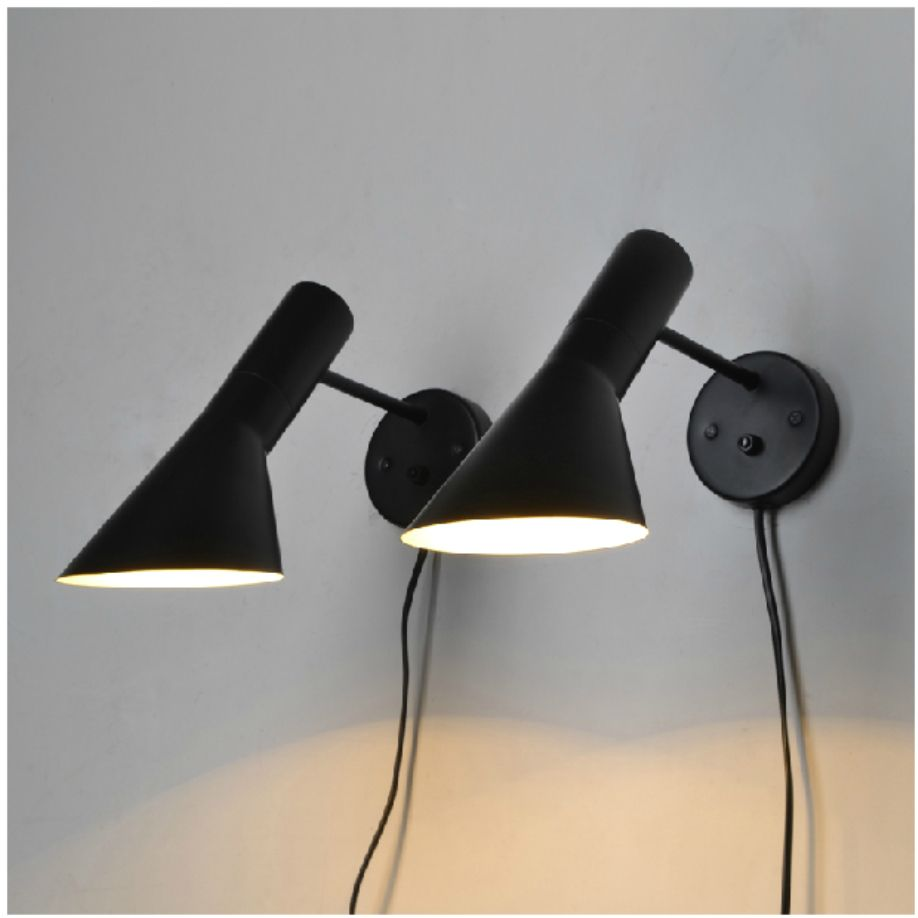 Free shipping replica modern louis poulsen arne jacobsen wall cheap rustic wall sconces buy quality wall sconce directly from china modern sconce suppliers modern sconce lighting wall mounted bedside reading light amipublicfo Images
