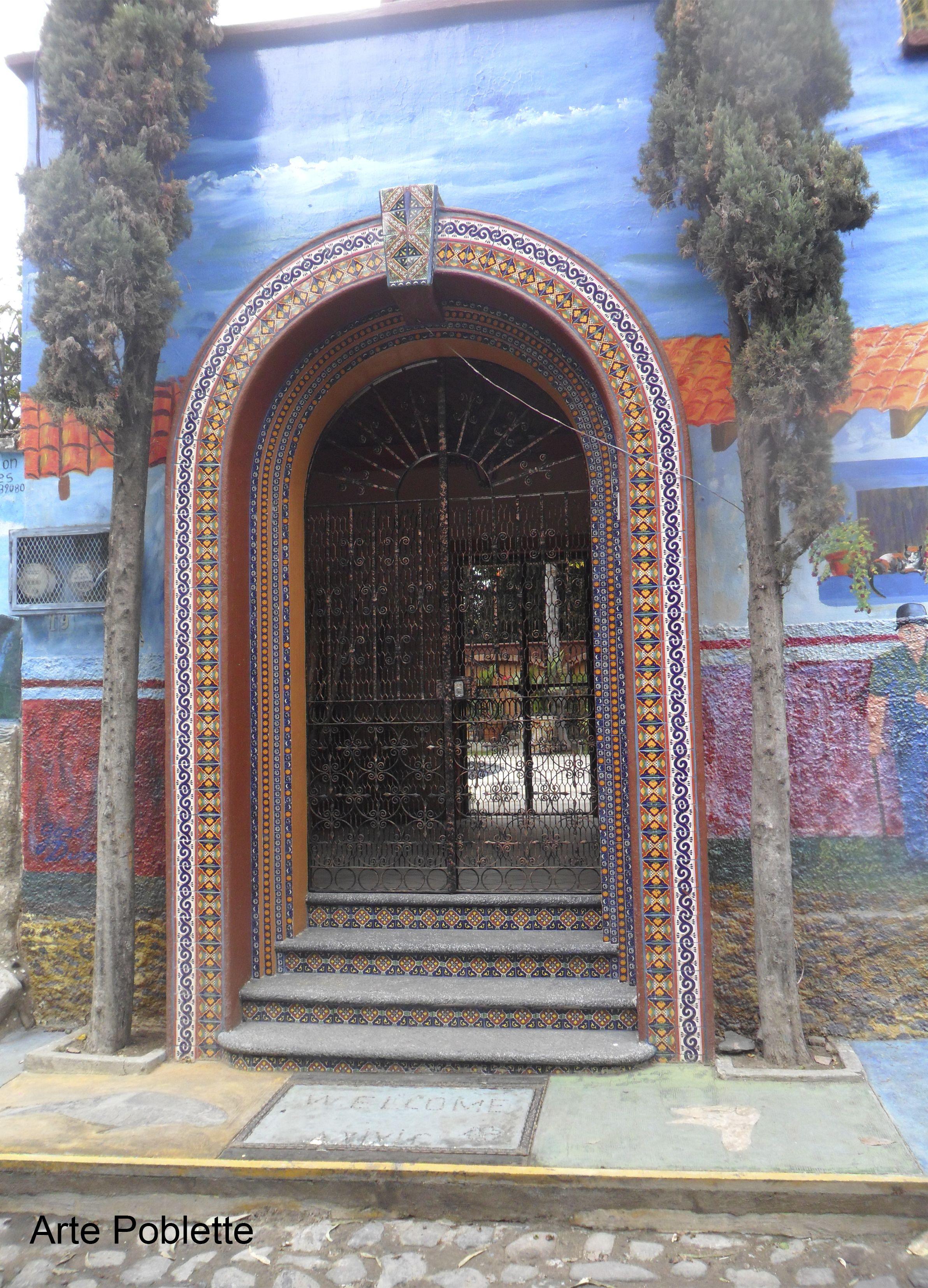 Puerta de Ajijic Jalisco, México 2015 Susana Soto Poblette