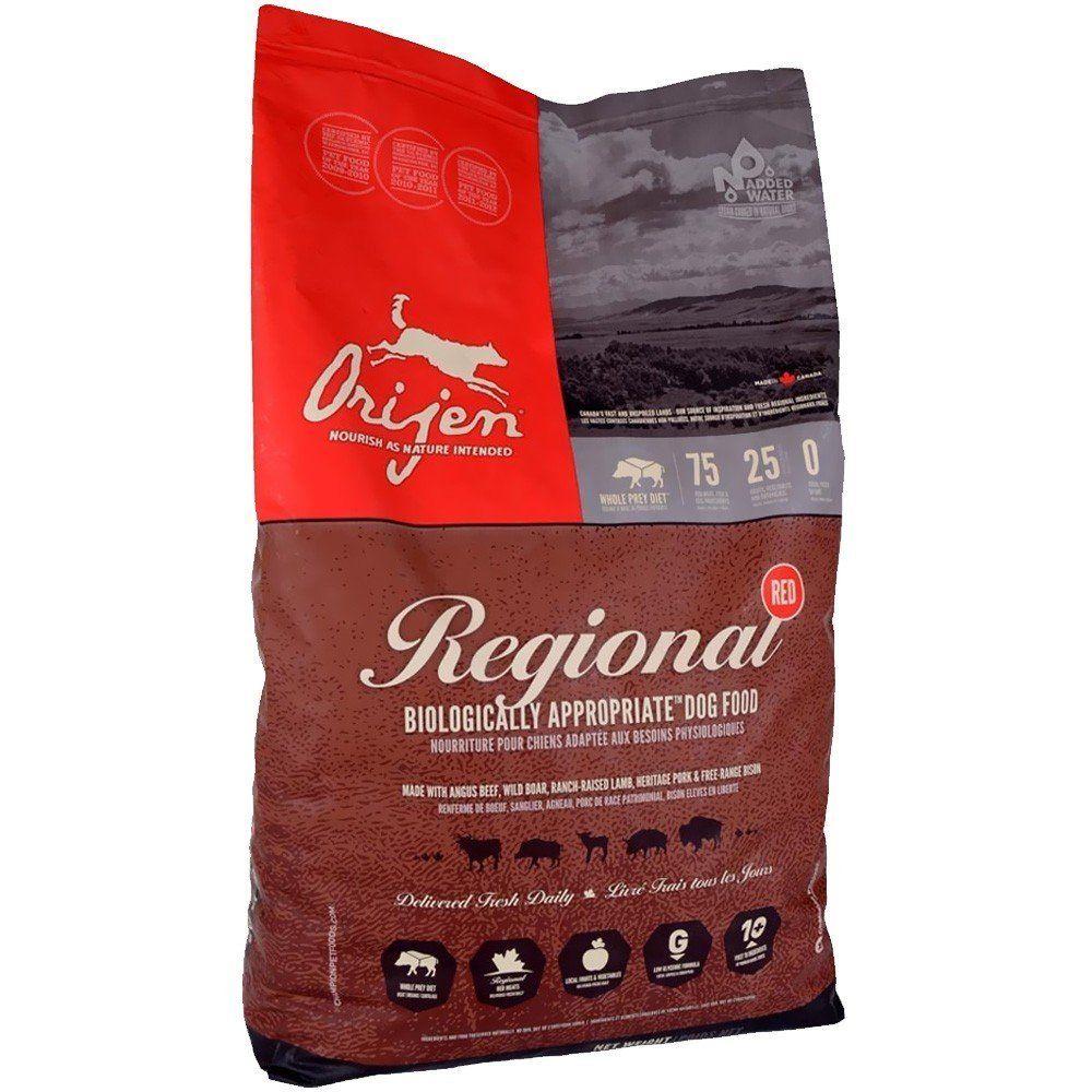 Orijen Regional Red Dog 5lb Remarkable product