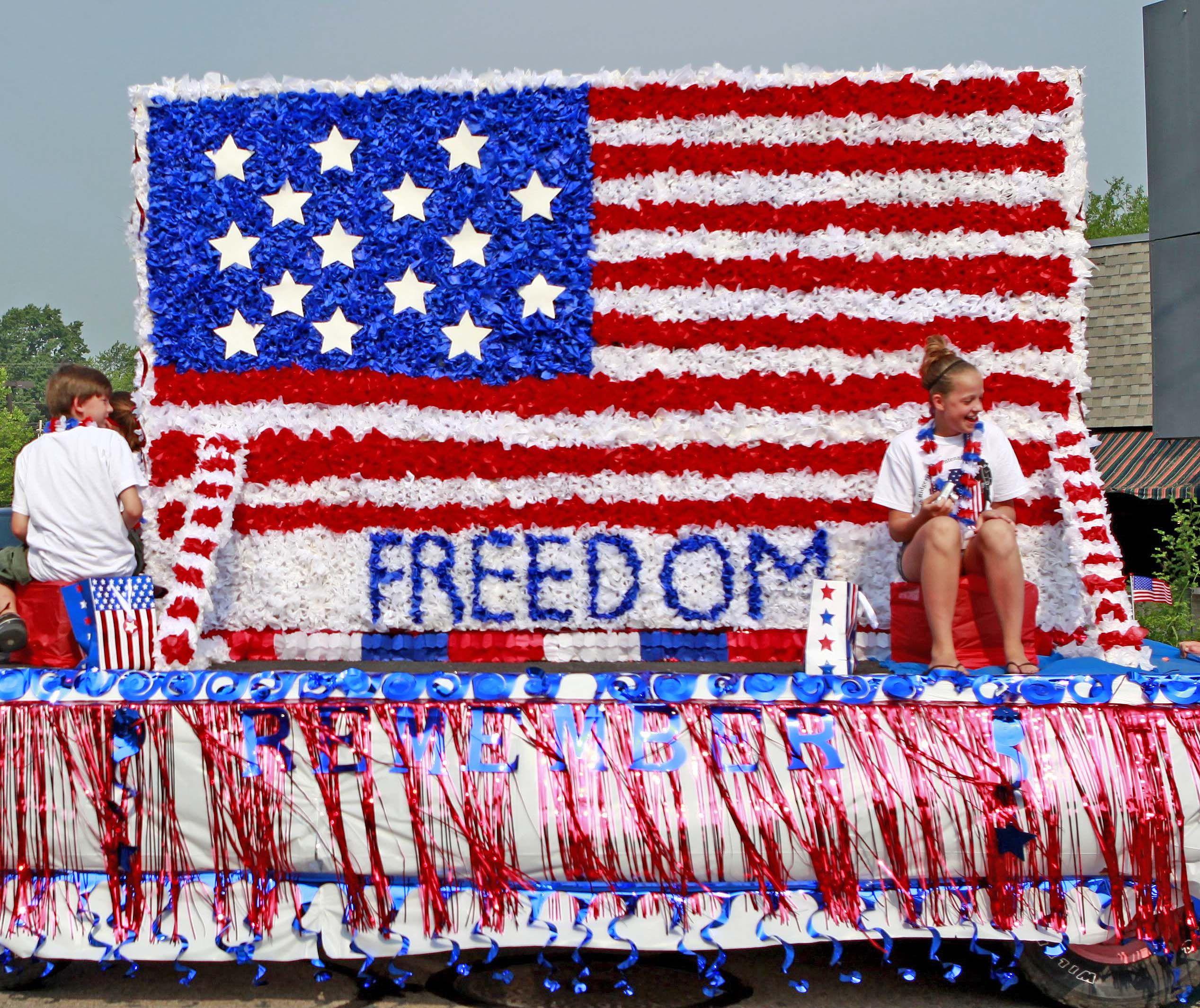 Avon memorial day parade details released