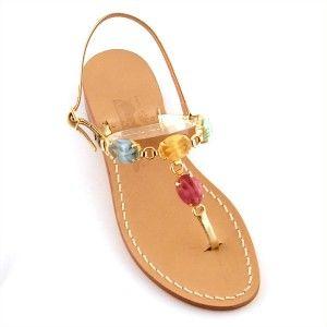 Sandales Entredoigt Capri Bijoux - Chaussures JVXR9