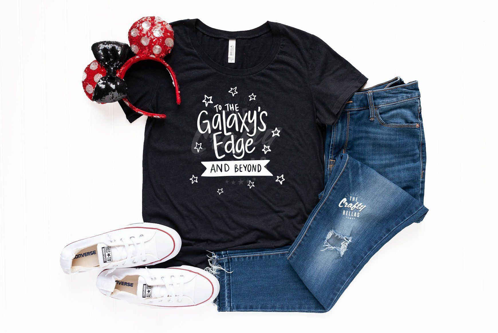 To The Galaxy's Edge and Beyond, Star Wars, Disney Shirt