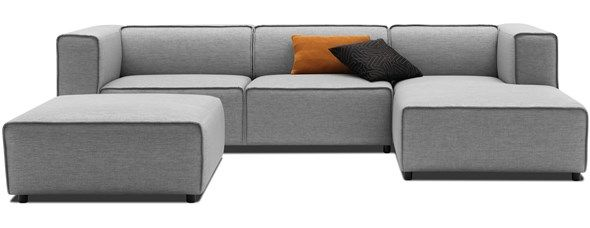 Modern Sofa Modern Chaise Sofas Quality Furniture from BoConcept Sydney Australia
