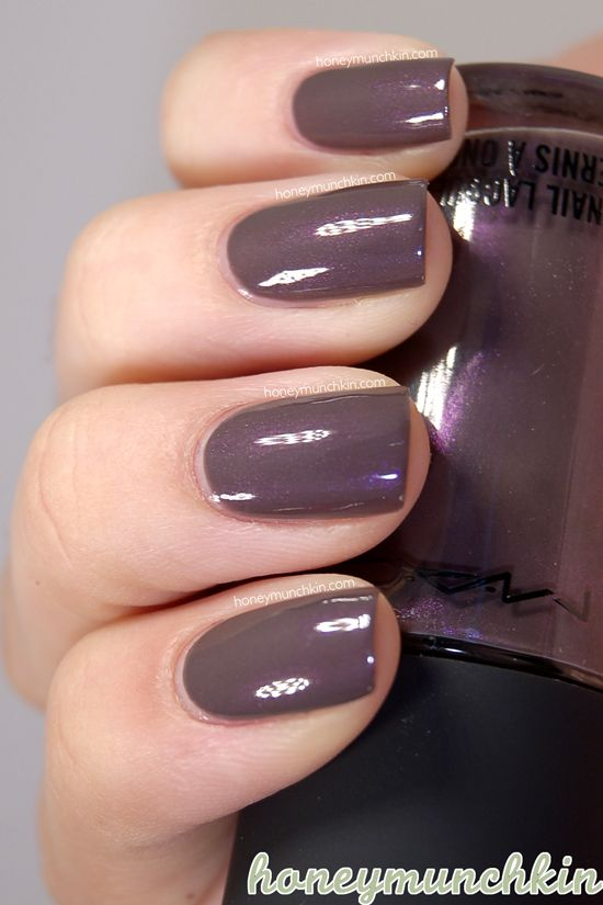 MAC - Anti-Fashion #nailpolish - Love this polish from MAC:) | My ...