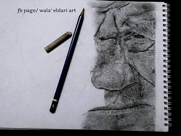 رسم بالرصاص Art Fb Page