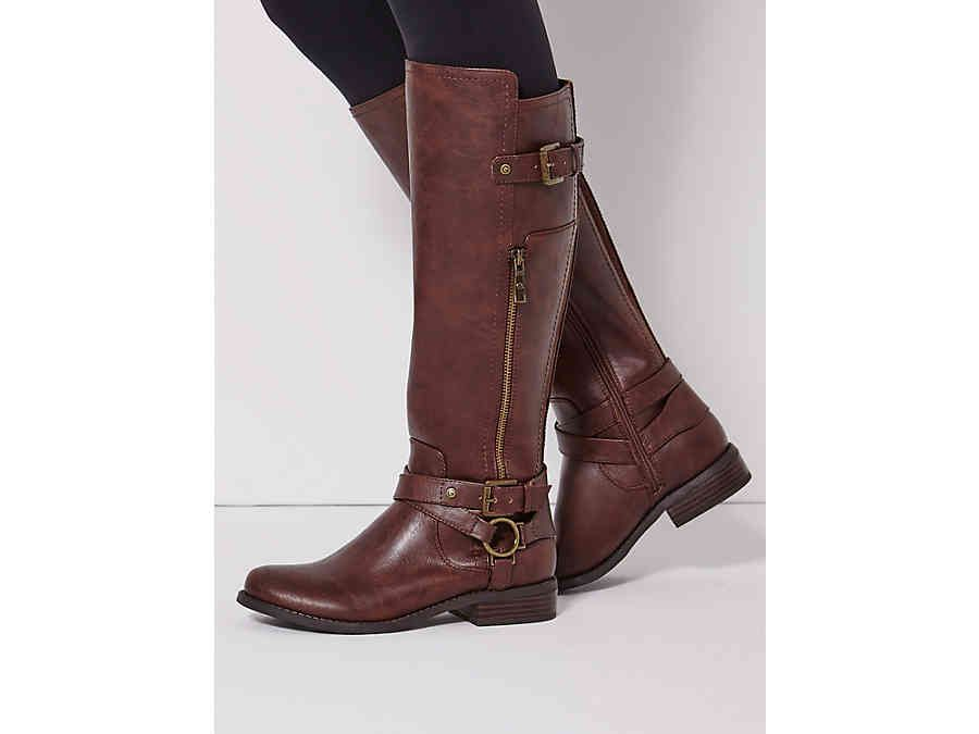 GBG Los Angeles Herly Riding Boot