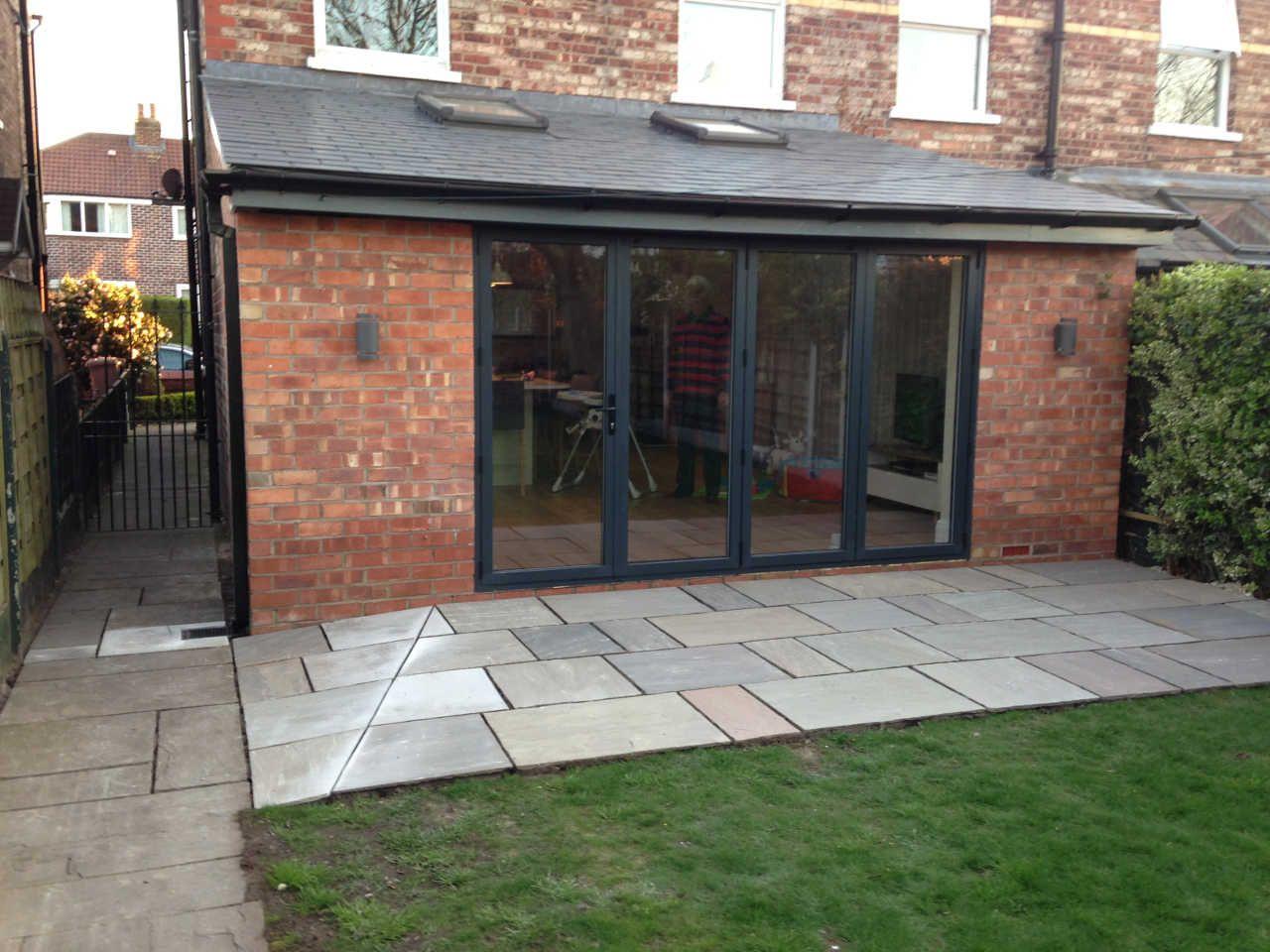 Single storey rear kitchen extension | House extension design
