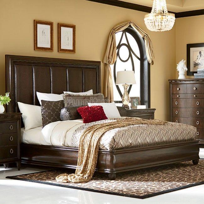 Bob Mackie Home Upholstered Bed | decoracion y textura | Pinterest ...