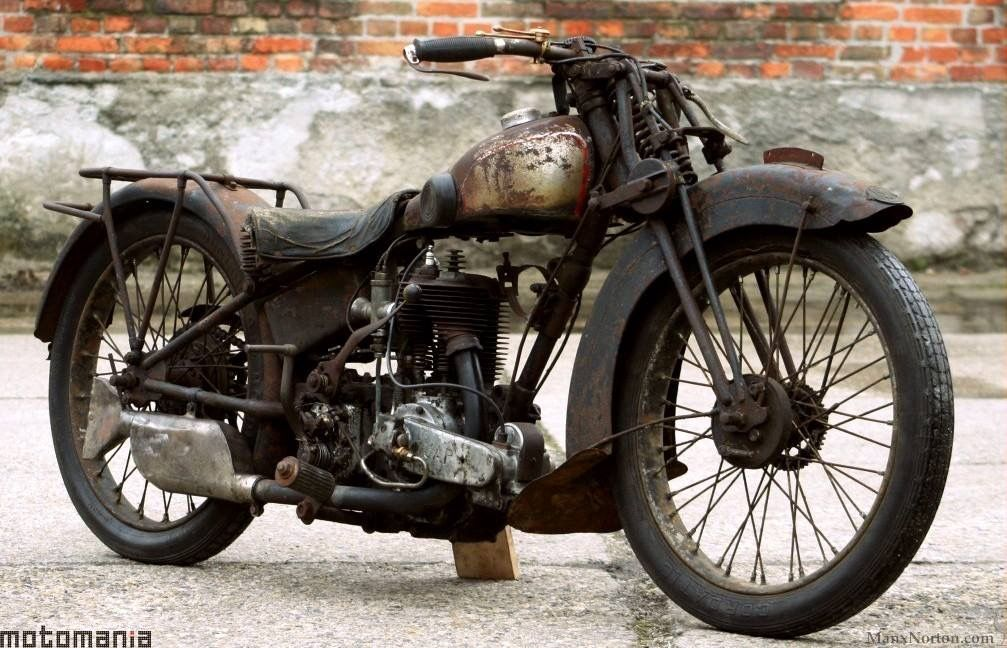 Chater Lea 1926 500cc With Images Old School Motorcycles Old
