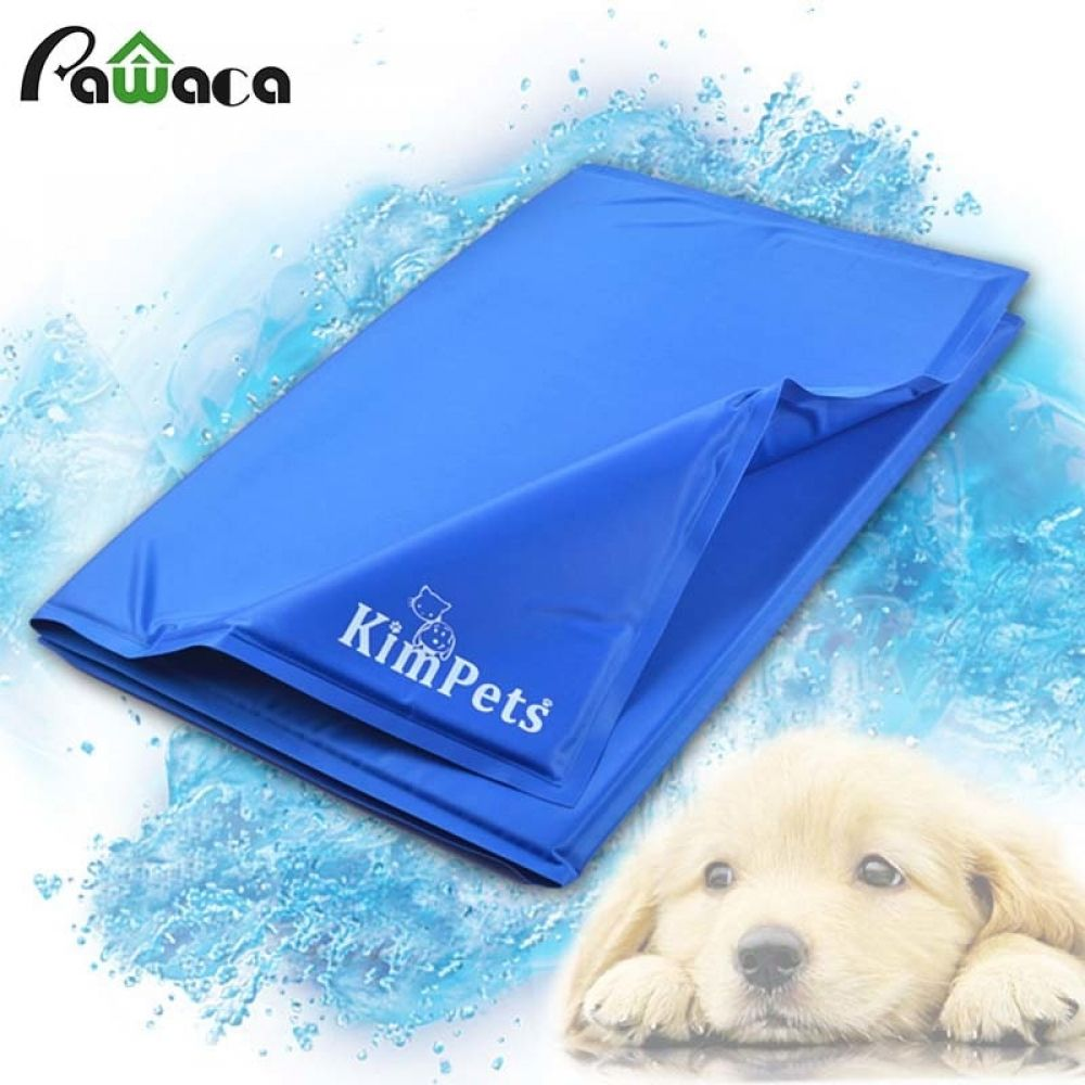 Pet Cooling Bed Mat Dog Summer Cooling Bed Mat Pad Cushion Teddy Chihuahua Puppy Pet Cat Dog Sleeping Cool Mat Www Cat Cages Cool Pets Pet Cooling Mat
