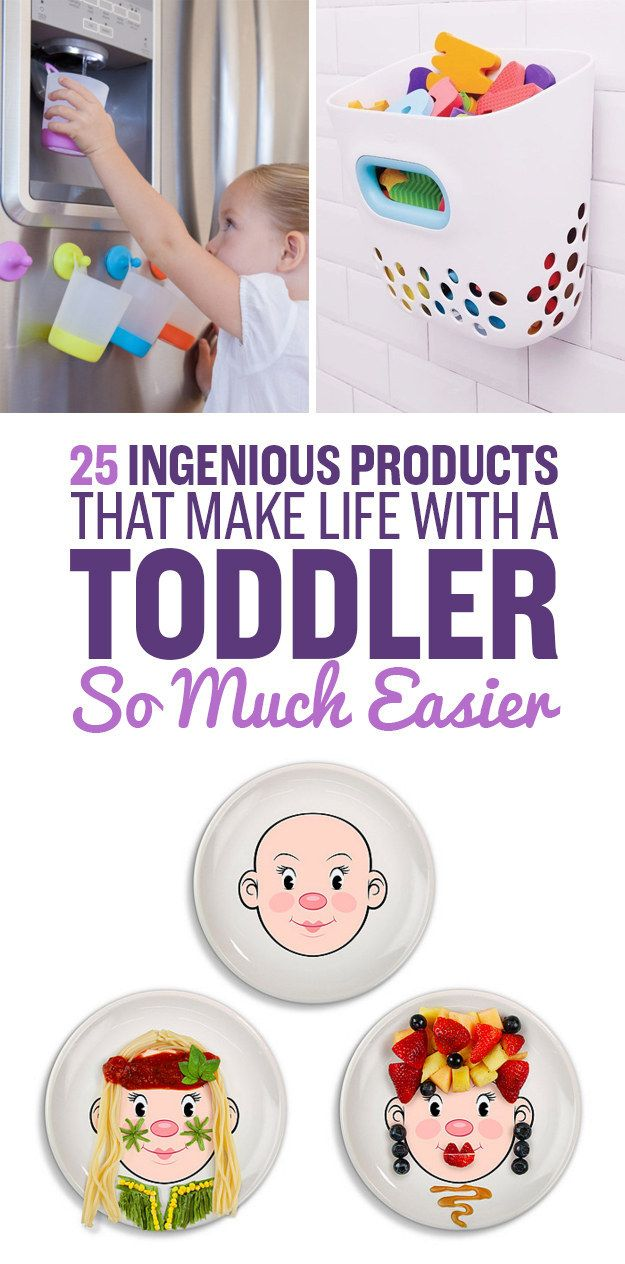 24 Genius Products You Need If You Have A Toddler