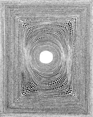 "Jean Alexander Frater; Painting, ""hole"" #art on Saatchi Online"