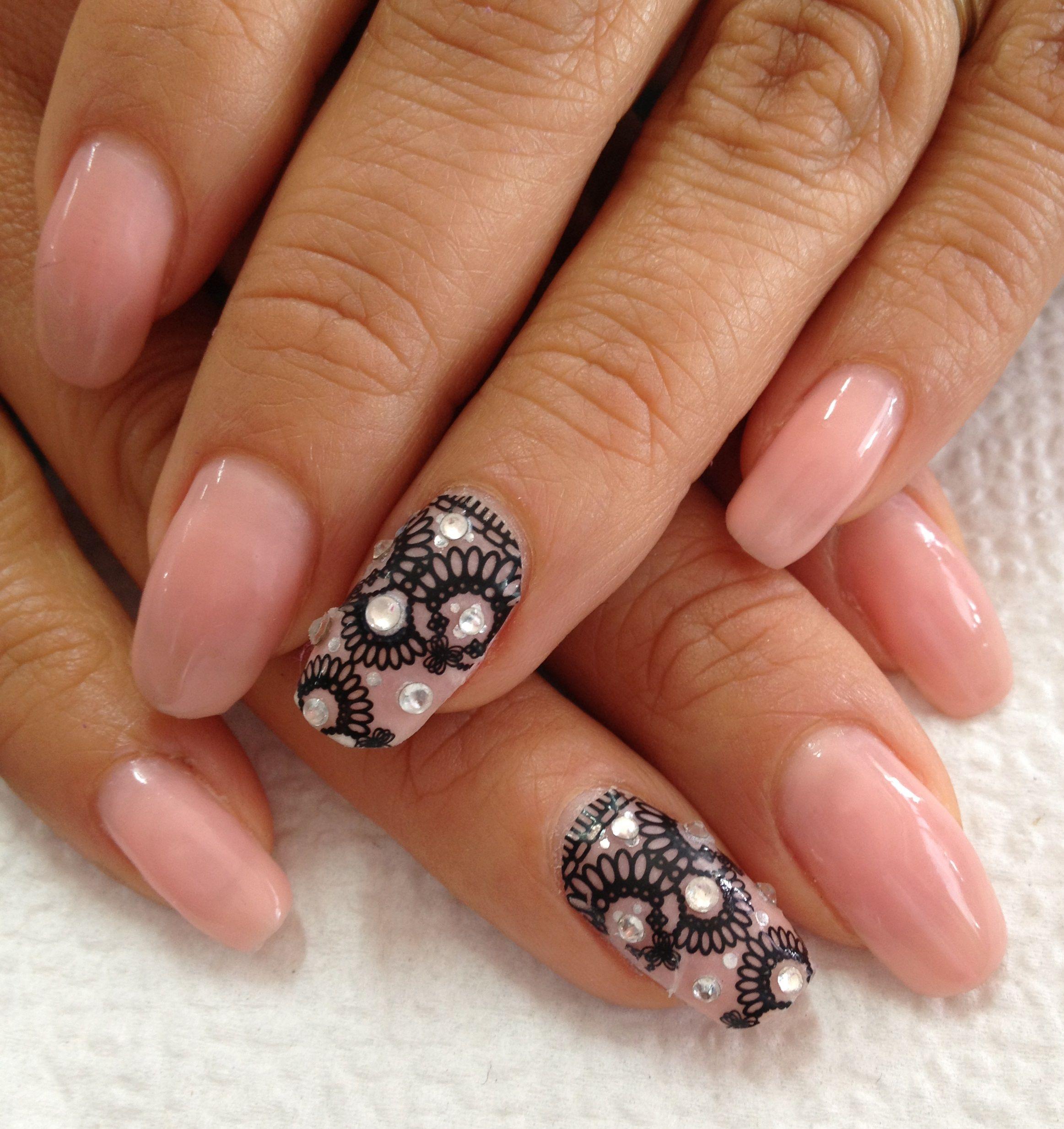 Simple y elegante #nails #uñas   Uñas decoradas Top Nails   Pinterest
