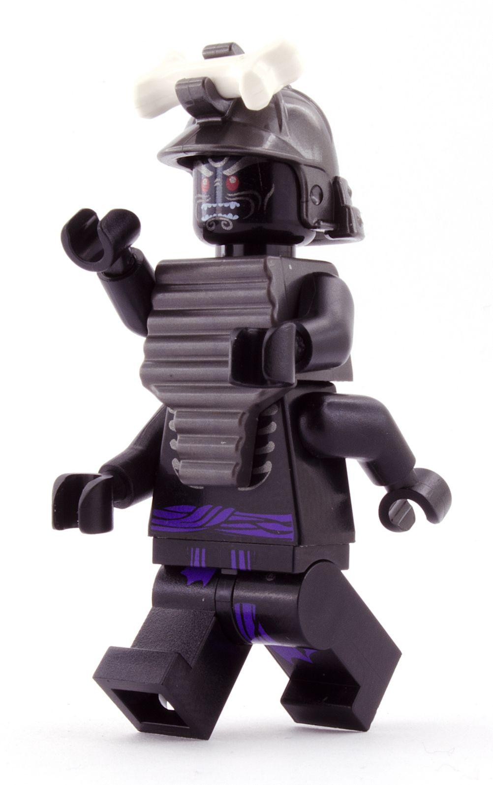 LEGO Lord Garmadon From Ninjago