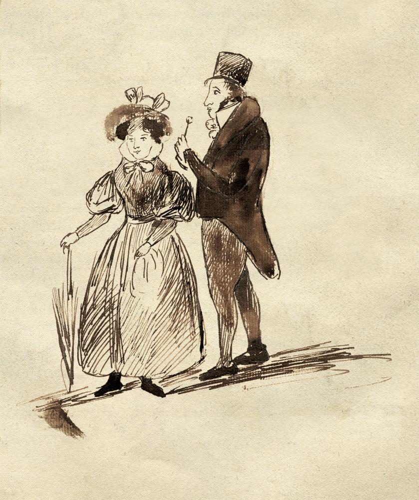 Caricature 2D
