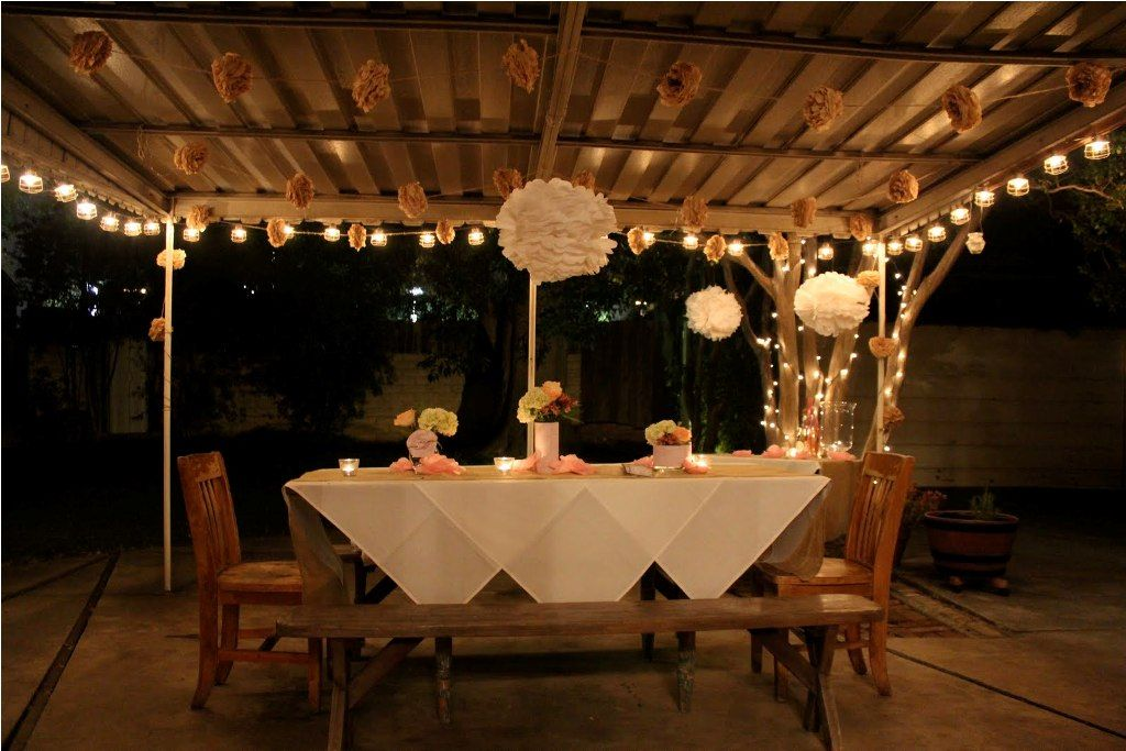 Pin by decorationfor on decorationforparty Pinterest Diy outdoor