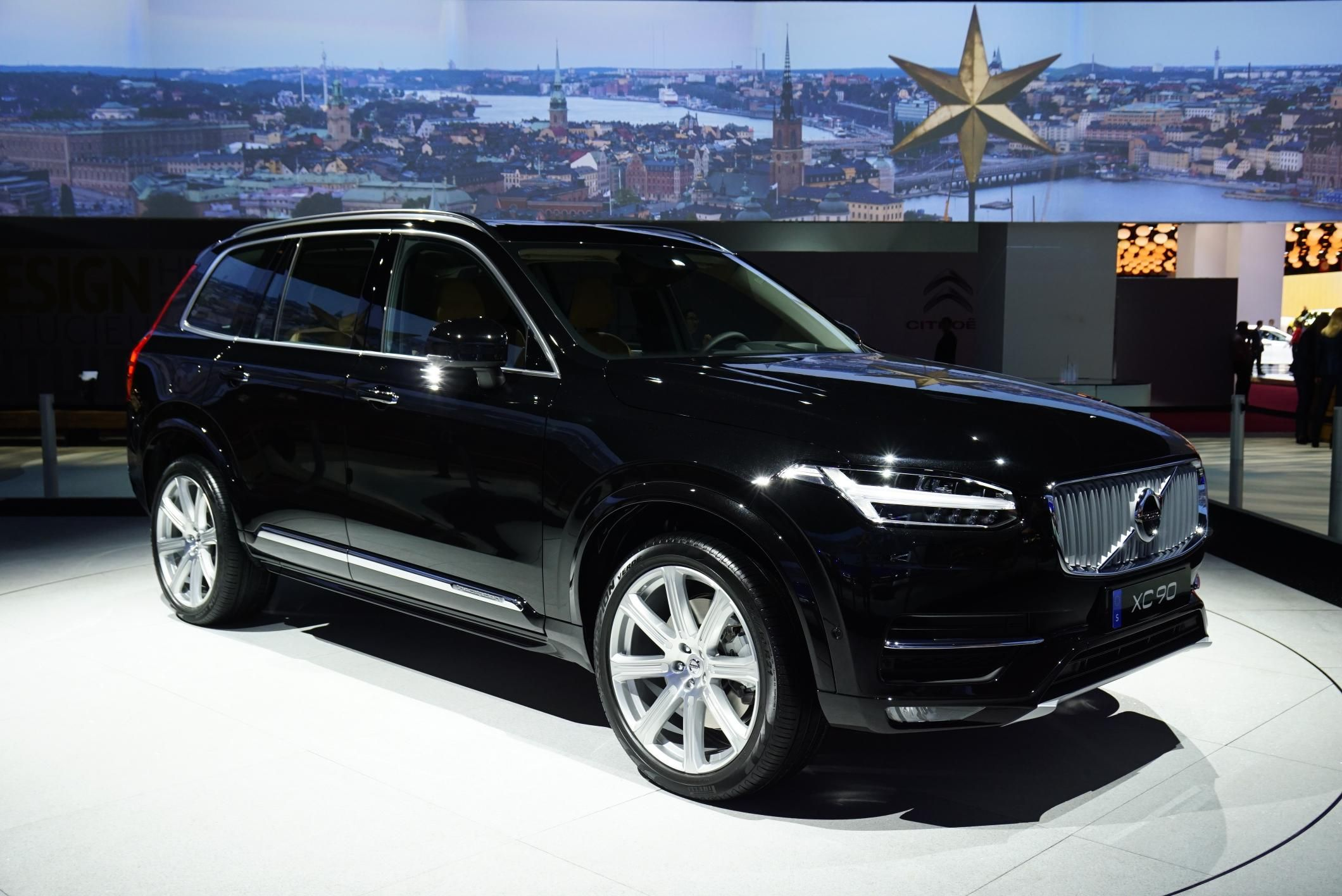 2015 Volvo XC90 | Volvo | Pinterest | Volvo xc90, Volvo and Cars
