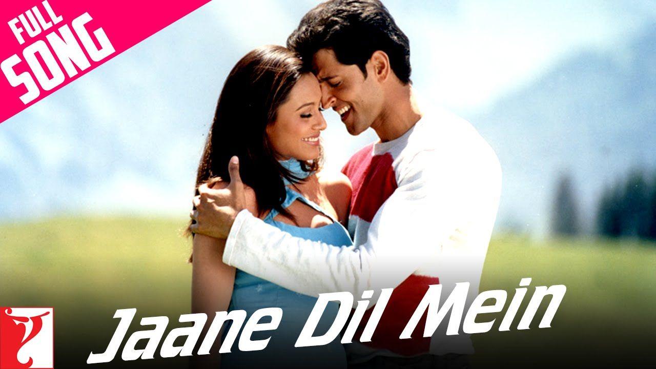 Jaane Dil Mein Full Song Mujhse Dosti Karoge Hrithik Roshan Rani Songs Bollywood Music Videos Hrithik Roshan
