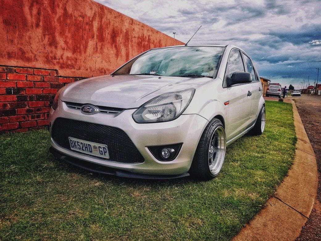 Ford Figo Stance Ffsa Fordsquad Projectf Southafrica