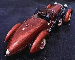 - 1924 - Hispano Suiza H6C Tulipwood Torpedo