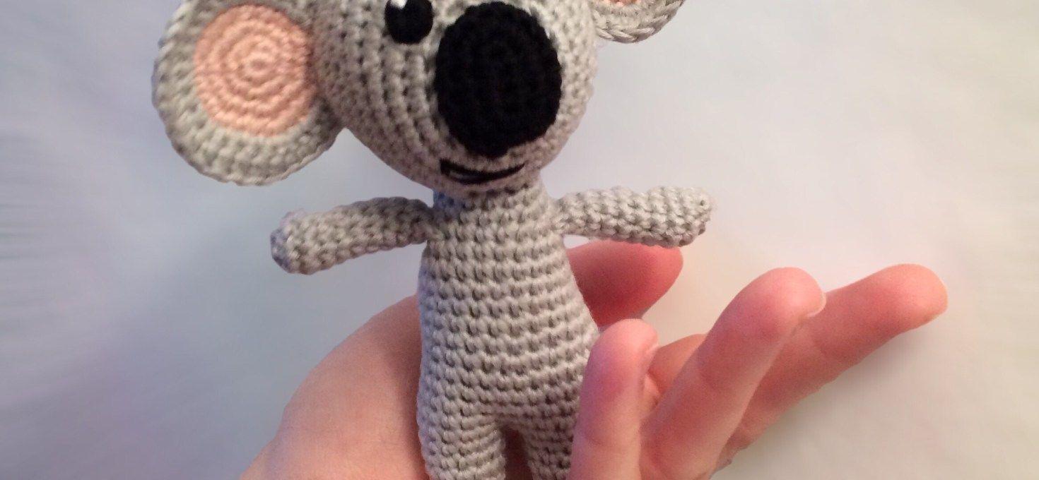 Freie Häkelanleitung Koalabär | crafts- beading -tutorials ...