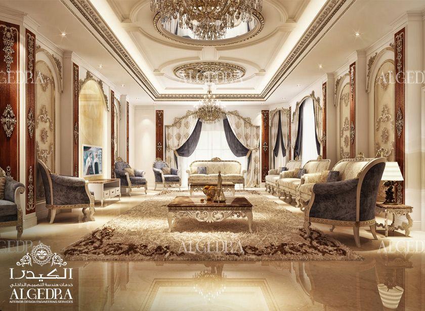 Men Majlis Interior Design by Algedra u2013