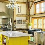 Eclectic Small Kitchen Design Ideas » Great Kitchen Design Inspirations Gallery » Slparker.com